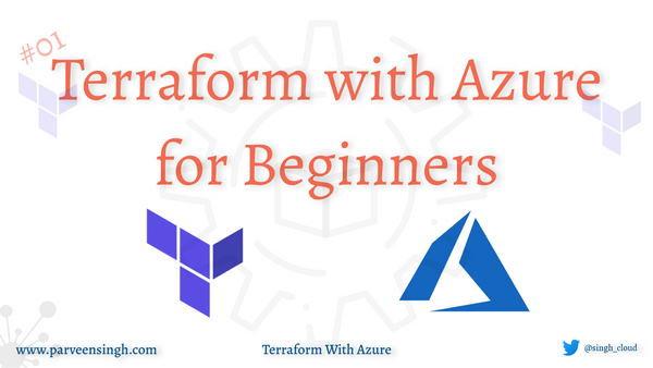 Terraform with Azure for Beginners