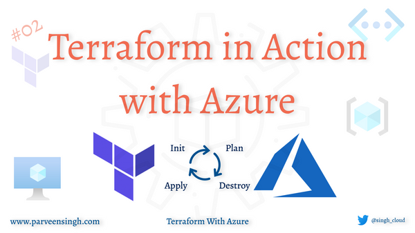 Terraform in Action with Azure