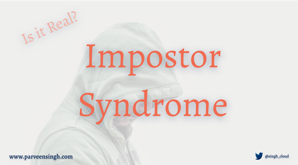Is Impostor Syndrome a Real Thing?